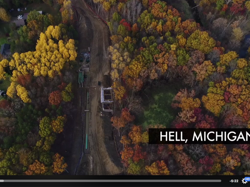 WATCH: New mini-documentary highlights Rover pipeline struggle in Michigan