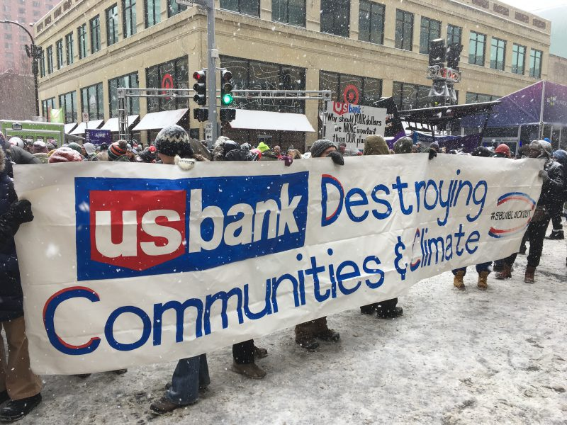 US Commercial Banks In For a Spring of Fossil Fuel Resistance